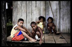 Nos quilombos da Amazônia