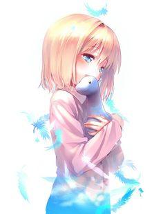 Anime Art, Girl