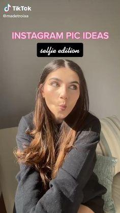 Creative Instagram Photo Ideas, Ideas For Instagram Photos, Instagram Photo Editing, Instagram Pose, Insta Photo Ideas, Photo Tips, Portrait Photography Poses, Photography Poses Women, Photography Tips