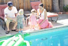 ...love Maegan: Summer Pool Party Sponsored by Crocs... Fashion. DIY. Lifestyle.