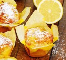 Recette - Muffins au citron classique - Notée 4.5/5 par les internautes