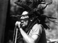 """Today In History 'Bob Marley, the """"Lion/King of Reggae Music,"""" was born in St. Ann, Jamaica, on this date February (photo: Bob Marley) - CARTER Magazine Damian Marley, Stephen Marley, Reggae Concerts, Reggae Music, Music Music, Bob Music, Music Hits, Dance Music, Music Stuff"""