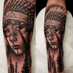 Native Tattoos, English Uk, Portrait, Headshot Photography, Portrait Paintings, Drawings, Portraits, Aboriginal Tattoo