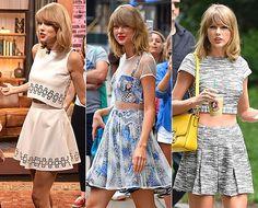 [MODA] Taylor Swift (Foto: Getty Images/Agência)