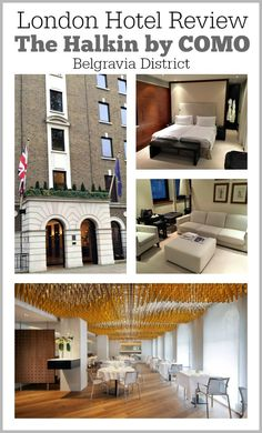 Sharing a London Hotel Review of The Halkin by COMO Hotels... in the Belgravia District of London near Harrods and Buckingham Palace.  + a review of their Michelin Star Basque restaurant Ametsa and recommended things to do in the neighborhood.