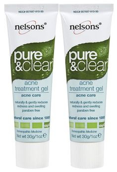 Nelsons Pure & Clear Acne Treatment Gel - Best Price