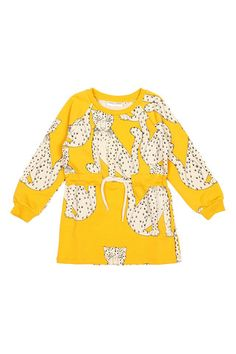 Mini Rodini Loepard Dress AW13   Mini Rodini Sweden