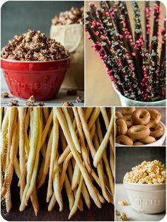 Knabberkram, Geschenke aus der Küche