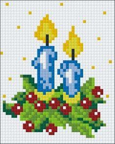 Brilliant Cross Stitch Embroidery Tips Ideas. Mesmerizing Cross Stitch Embroidery Tips Ideas. Cross Stitch Christmas Cards, Xmas Cross Stitch, Cross Stitch Cards, Beaded Cross Stitch, Simple Cross Stitch, Cross Stitch Flowers, Christmas Cross, Cross Stitching, Cross Stitch Embroidery