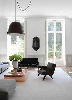 Joseph Dirand Architecture, Apartment in Varennes Paris