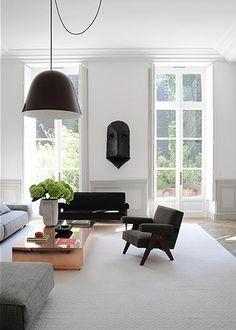 Joseph Dirand Architecture, Apartment in Varennes Paris