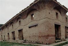 Insula of Diana, Ostia, circa 150 CE