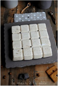 No Salt Recipes, Sweet Recipes, Cooking Classes, White Chocolate, Feta, Lunch Box, Dairy, Sweets, Brownies