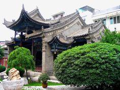 Great Mosque in Xian - China