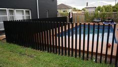 Aluminium Pool Fencing