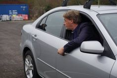 Police are trying to get drivers to do a version of the 'Dutch reach' - a body contortion that, although a bit silly-looking, could save lives. The campaign's method, which. Car Door Opener, Masons, Cyclists, Cambridge, Dutch, Police, Adoption, Window, Number