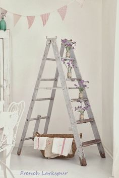 cute ladder