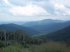 Shenandoah Mountains, Virginia