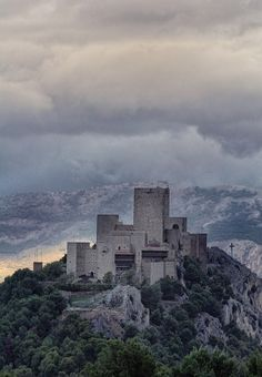 Santa Catalina Castle, Jaén | Spain (by ces@r_)