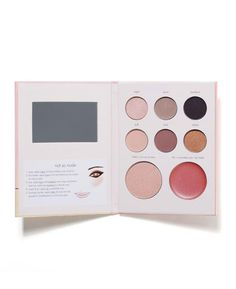 Stila 'Not So Nude' Makeup Palette, for the quick clean and simple look right for school