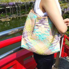 HERMENEGILDA leather bag by Malababa SS14 #malababa #leather #bag