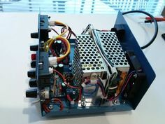 Switched Mode Dual Variable Power Supply