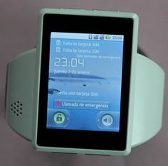 The world's first,newest,coolest & innovative smart watch : Android Watch Z1,Smart Watch Z1,Android 2.2 Watch. Have already launched into market.    use Android 2.2 OS, you can use it as smartphone, 2.75G high speed download WIFI,Bluetooth 2.0,GPS Navi