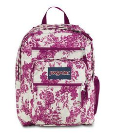 d85a4165acb5 Big student backpack. Cute BackpacksGirl ...