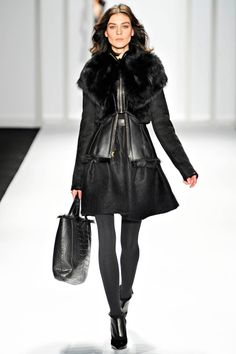 J Mendel... This is how I want to look every single day in the winter.
