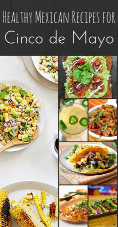 We love Mexican fare all year long, but on Cinco de Mayo there's even more incentive to celebrate with a delicious spread full of traditional dishes. #cincodemayo #mexicanfood #everydayhealth   everydayhealth.com