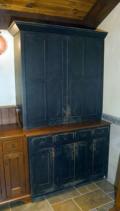 Bathroom Vanity by The Workshops of David T. Smith