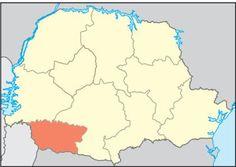 19 - Sudoeste Paranaense (Mesorregião)