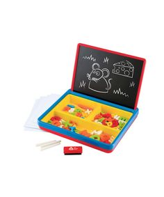 ELC Magnetic Playcentre - Red - educational toys - Mothercare