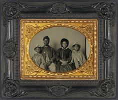 Rare Ambrotype Portraits Give Us a Peek into Souls Living During the American Civil War - My Modern Met