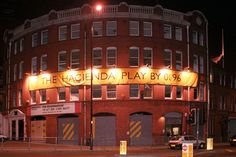 The Hacienda / Factory Records, Manchester (UK)