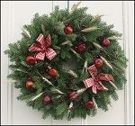 "$49.99 Apple Harvest 22"" Wreath...Aroma of fall...Fall holiday decoration..."
