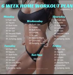 This tip has your name on it Another Home Workout Plan