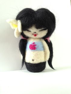High Tech Doll Most Natural by hellokokeshi on Etsy, $42.00