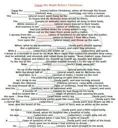 88 best mad libs for adults images activities mad libs for adults holiday games. Black Bedroom Furniture Sets. Home Design Ideas