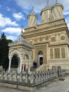 Manoel Monastery - Curtea de Arges, Romania