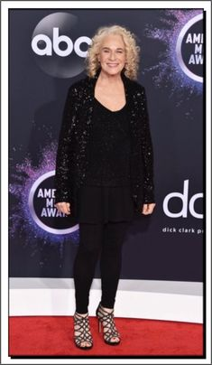 2019 American Music Awards: See All the Red Carpet Arrivals American Music Awards 2019, Rivers Cuomo, Alyson Stoner, James Blake, Pia Mia, Dan & Shay, Kelsea Ballerini, Carole King, Music Hits