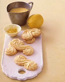 Italian Polenta Cookies Recipe. (Polenta, which is made from cornmeal, is a staple in northern Italy. To achieve an authentic texture, use imported polenta, which is available in most Italian markets & specialty-food stores)