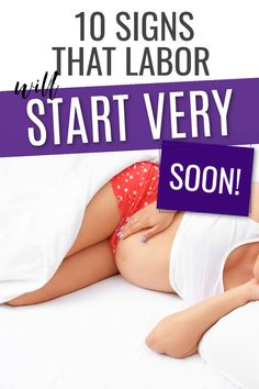 10 Signs that labor is coming soon! If you are in your third trimester of pregnancy particularly above 36 weeks then you baby could be due any moment. Find out how close to labor you really are with these 10 helpful signs. #pregnancy #childbirth #pregnant #birth Signs Of Labour, 36 Weeks, All About Pregnancy, Trimesters Of Pregnancy, Third Trimester, Brown Skin, New Moms, Birth, Baby