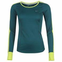 Nike Racer Long Sleeve Top Ladies - SportsDirect.com 47847bb70
