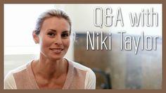 Q&A with Niki Taylor