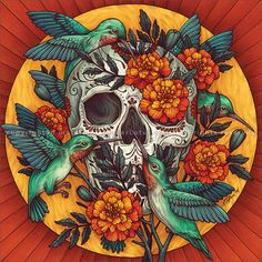 ed4c8e3c3 117 Best Day of the Dead images in 2017 | Calendar, Candy skulls ...