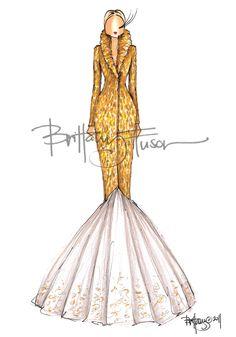 Brittany Fuson: Friday Frills: McQueen