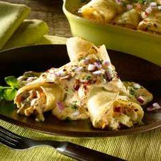 ... on Pinterest | Enchiladas, Chicken Enchiladas and Honey Lime Chicken