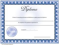 Blank Training Certificate Template  Free Training Certificate