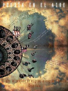 Cartel original realizado por Esperanza Manzanera, compañera del Departamento de Filosofía del IES Luis Bueno Crespo